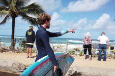 SUNSET BEACH PRO | WARM UP