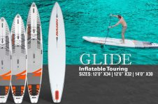2020 NAISH GLIDE INFLATABLE | TOURING SUP