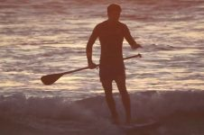 SUP SURF GOLDEN HOURS MOROCCO