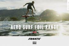 FANATIC AERO SURF | SUP FOIL RANGE 2019
