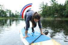LEARN TO STAND UP PADDLEBOARD WITH PADDLE CANADA