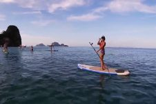 STAND UP PADDLEBOARDING IN KRABI