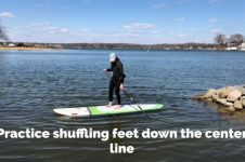 SUP SISTER TIPS | MOVE YOUR FEET