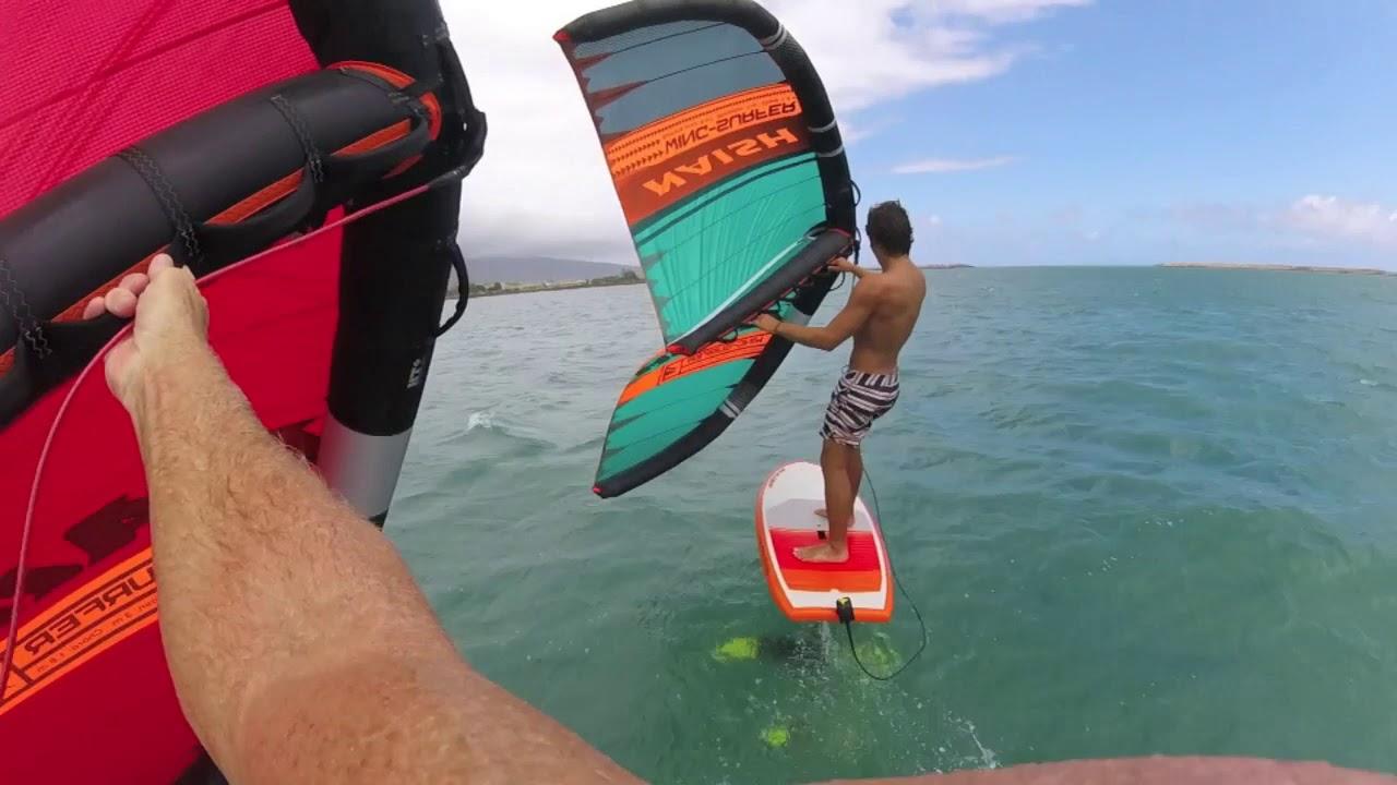 Sup International Magazine2020 Naish Wing Surfer