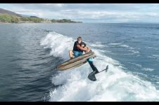 CRAZY HYDROFOIL SURF