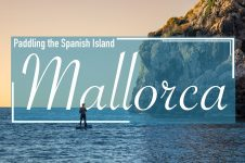 EXPLORING MALLORCA ON PADDLEBOARDS!