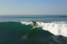 PERFECT COSTA RICA SUP SURF SESSION