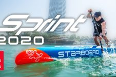 2020 STARBOARD SPRINT – NEW FASTEST RACE PADDLEBOARD (SUP)