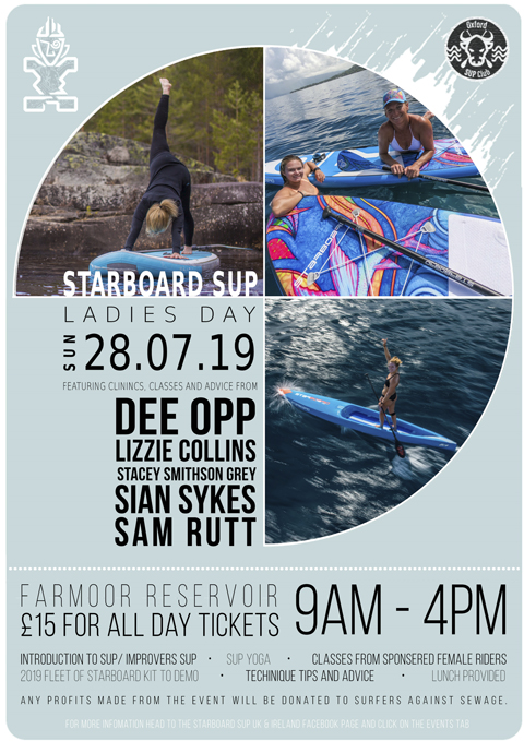 LADIES SUP Poster TBC3 low res