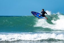 BENOIT CARPENTIER | STAND UP PADDLE SURFING DEMO