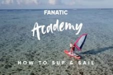 FANATIC SUP ACADEMY | SUP & SAIL