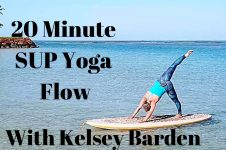 LEARN HOW TO SUP YOGA