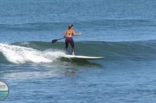 NOSARA PADDLESURF TEAM SURFING A FEW FUN ONES