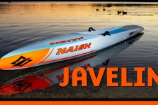 2020 NAISH JAVELIN | FLATWATER RACE