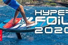 2020 STARBOARD HYPER FOIL | NEW BEST SUP FOILING BOARD DESIGN