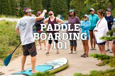 PADDLE BOARDING 101 – HOW TO STAND UP PADDLE BOARD