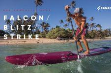 FANATIC SUP RACEBOARDS 2020 I FALCON, BLITZ & STRIKE