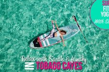 RELAX WITH SARAH IN BEAUTIFUL TOBAGO CAYES