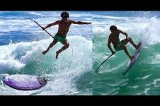 SUP SURFING HIGHLIGHT REEL