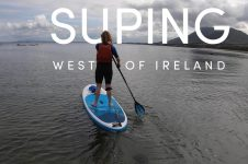 SUP'ING THE WEST IRELAND
