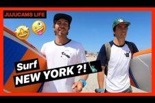SURF TRIP NEW YORK