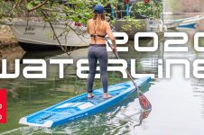 2020 STARBOARD WATERLINE STAND UP PADDLEBOARD