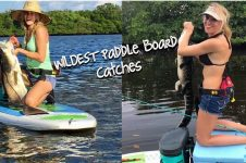 MY WILDEST PADDLE BOARD CATCHES