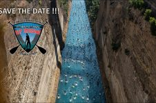 SAVE THE DATE | 10TH CORINTH CANAL SUP CROSSING