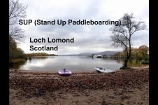 SUP | LOCH LOMOND SCOTLAND