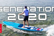 2020 STARBOARD GENERATION | ONE PADDLEBOARD FOR SURFING, RACING TOURING