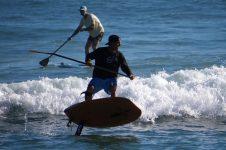 EDDIE OGATA & DAVE KALAMA | MEAN SUP FOILING