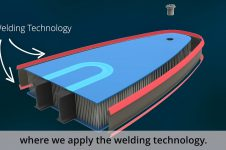 STARBOARD INFLATABLE WELDING VS FUSION TECHNOLOGY
