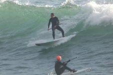 PAREDE BEACH LISBON PORTUGAL | 2020