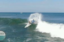 SUP SURF COACHING | BOTTOM TURNS