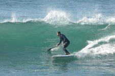 SUP SURF | PAREDE BEACH LISBON PORTUGAL