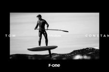 F-ONE – WELCOME TOM CONSTANT