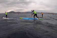 SUP TEAM TRAINING | DOWNWIND SESSIONS