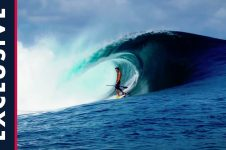 POSITIVELY KAI: SUP TEAHUPOO