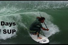 SUP SURFING | TWO DAYS OF PERFECT LEFTS