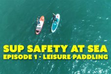 SAM ROSS | SUP SAFE LEISURE PADDLING