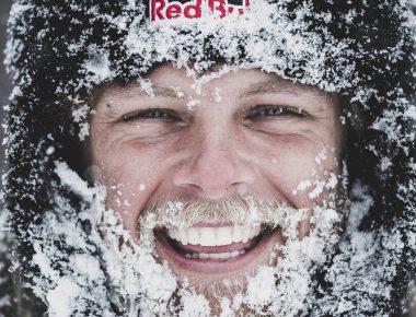 Casper Steinfath posea portrait during Red Bull Ragnarok at Hardangervidda, Photo: Daniel Tengs/Red Bull Content Pool