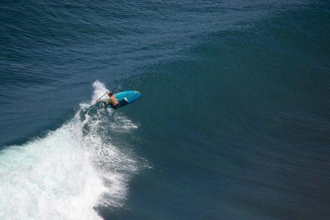 Zane in action in Bali