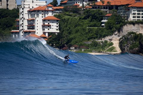 Bali action from Zane