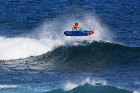 Zane killing it in Maui