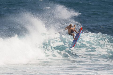 Zane action in Hawaii