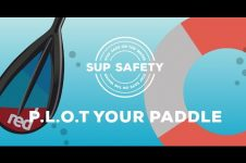 SUP SAFE WITH RED PADDLE CO