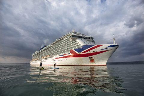 The impressive Britannia